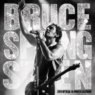 kalendár BRUCE SPRINGSTEEN, NNM, Bruce Springsteen