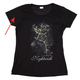 tričko dámske Nightwish - Tree Of Life - NUCLEAR BLAST - POŠKODENÉ, NUCLEAR BLAST, Nightwish