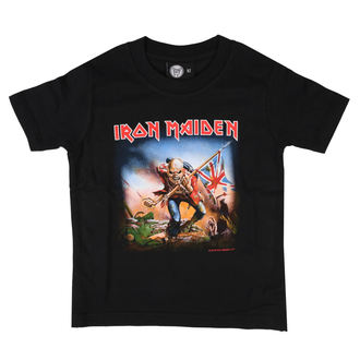 tričko detské Iron Maiden - Trooper - Metal-Kids, Metal-Kids, Iron Maiden