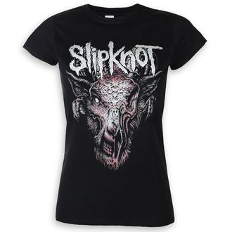 tričko dámske Slipknot - Infected Goat - ROCK OFF - SKTS41LB