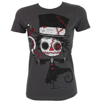 tričko dámske AKUMU INK - Ripped Apart, Akumu Ink