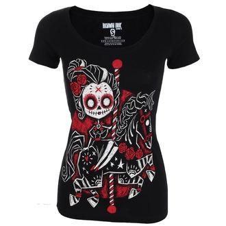 tričko dámske AKUMU INK - Eternal Ride Scoop, Akumu Ink