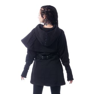 mikina dámska CHEMICAL BLACK - DARK CAPE - BLACK, CHEMICAL BLACK