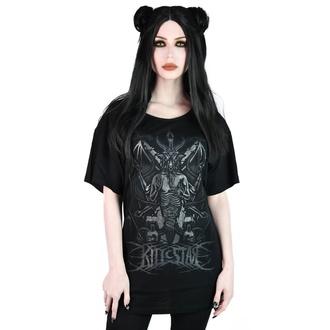 tričko dámske KILLSTAR - Dark Prince Relaxed - BLACK - KSRA001588