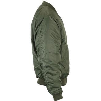 bunda pánska bomber (zimný) BRANDIT - MA1, BRANDIT