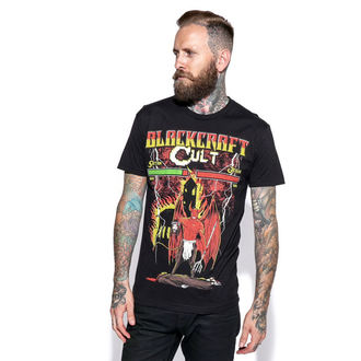 tričko pánske BLACK CRAFT - Finish Him!, BLACK CRAFT