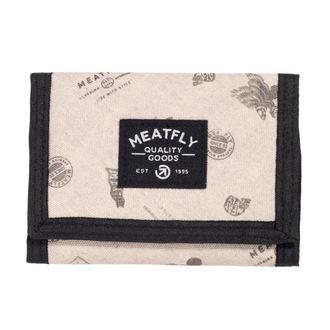 peňaženka MEATFLY - LANCE - B - 1/26/55 - Stamps Beige, MEATFLY