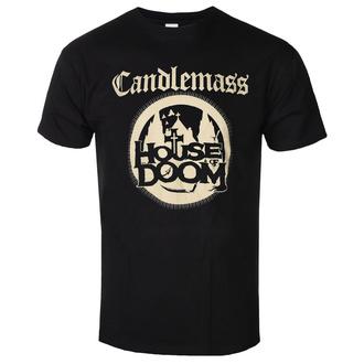 tričko pánske CANDLEMASS - House Of Doom - NAPALM RECORDS, NAPALM RECORDS, Candlemass