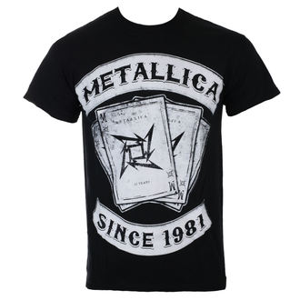 tričko pánske Metallica - Black Dealer, Metallica