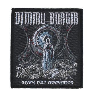 nášivka Dimmu Borgir - Death Cult Armageddon - RAZAMATAZ, RAZAMATAZ, Dimmu Borgir