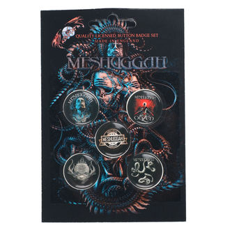 odznaky Meshuggah - 1Aolent Sleep Of Reason, RAZAMATAZ, Meshuggah