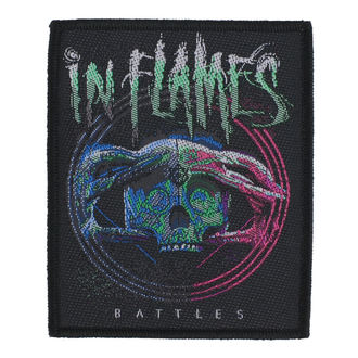 nášivka In Flames - Battles - RAZAMATAZ, RAZAMATAZ, In Flames