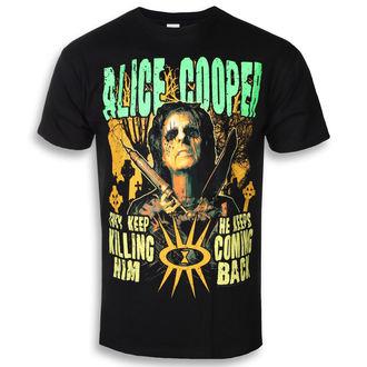 tričko pánske Alice Cooper - Graveyard - ROCK OFF, ROCK OFF, Alice Cooper