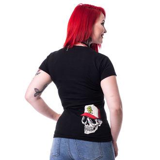 tričko dámske Cupcake Cult - DEATH CLUB - BLACK, CUPCAKE CULT