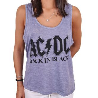 tielko dámske AC/DC - BACK IN BLACK - LEGEND, LEGEND, AC-DC