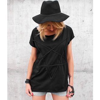 tričko dámske (tunika) AMENOMEN - Pentagram