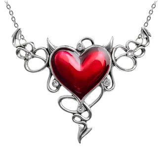 obojok ALCHEMY GOTHIC - Devil Heart Genereux, ALCHEMY GOTHIC