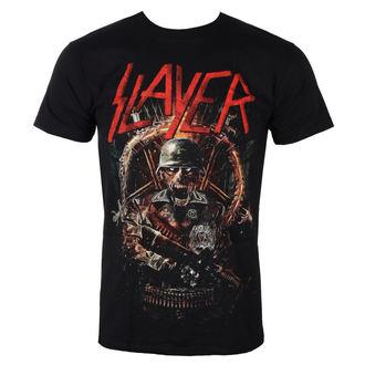 tričko pánske Slayer - Hard Cover Comic Book - Black - ROCK OFF, ROCK OFF, Slayer