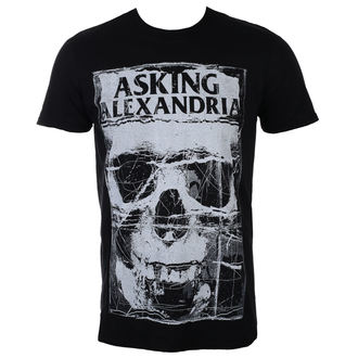 tričko pánske ASKING ALEXANDRIA - FACIAL - PLASTIC HEAD, PLASTIC HEAD, Asking Alexandria