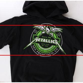 mikina dámska Metallica - Fuel Black - RTMTLPGBFUE - POŠKODENÁ, Metallica