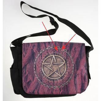 taška Pentagram - Red - B0572B4 - POŠKODENÁ, Nemesis now