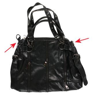 kabelka (taška) VIXXSIN - MOTION - BLACK - POŠKODENÁ, VIXXSIN