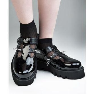 topánky dámske DISTURBIA - Violet, DISTURBIA