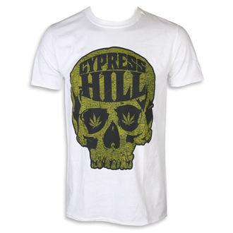 tričko pánske CYPRESS HILL - SKULL LOGO - PLASTIC HEAD, PLASTIC HEAD, Cypress Hill