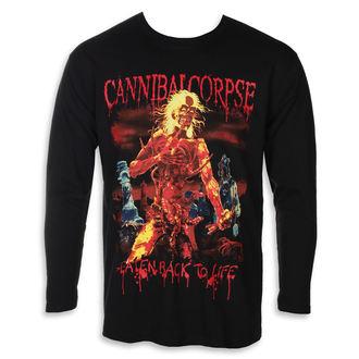 tričko pánske s dlhým rukávom CANNIBAL CORPSE - EATEN BACK TO LIFE - PLASTIC HEAD, PLASTIC HEAD, Cannibal Corpse