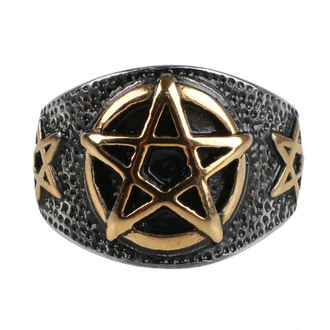 prsteň ETNOX - Pentagram, ETNOX