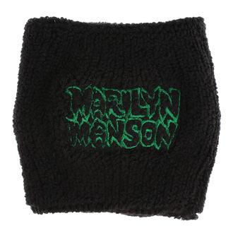 potítko MARILYN MANSON - LOGO - RAZAMATAZ, RAZAMATAZ, Marilyn Manson