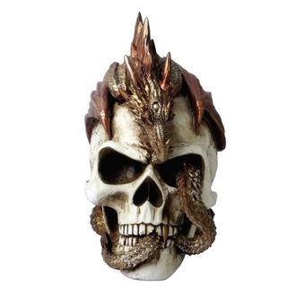 dekorácia ALCHEMY GOTHIC - Dragon Keeper's Skull, ALCHEMY GOTHIC