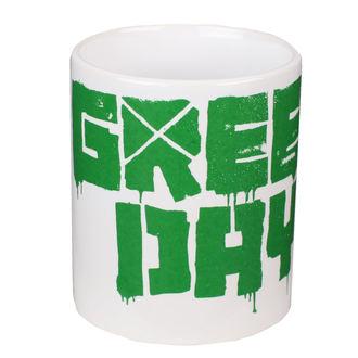hrnček Green Day - ROCK OFF, ROCK OFF, Green Day