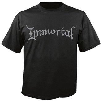 tričko pánske IMMORTAL - Logo - NUCLEAR BLAST, NUCLEAR BLAST, Immortal