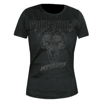 tričko dámske POWERWOLF - Werewolves - NUCLEAR BLAST, NUCLEAR BLAST, Powerwolf