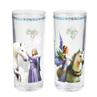 poháre (sada 2 ks) ANNE STOKES, ANNE STOKES