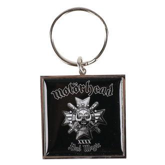 kľúčenka (prívesok) Motörhead - ROCK OFF, ROCK OFF, Motörhead