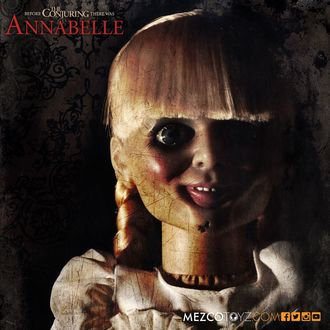 bábika Annabelle - The Conjuring Scaled Prop Replica, NNM