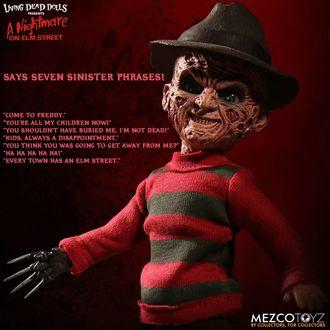figúrka Noční můra z Elm Street - Talking Freddy Krueger, NNM