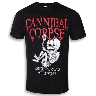 tričko pánske CANNIBAL CORPSE - BUTCHERED AT BIRTH BABY - PLASTIC HEAD, PLASTIC HEAD, Cannibal Corpse
