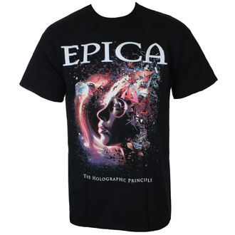 tričko pánske EPICA - HOLOGRAPHIC PRINCIPLE - JSR, Just Say Rock, Epica