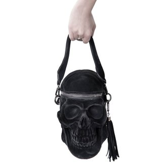 taška (kabelka) KILLSTAR - Grave Digger - Velvet, KILLSTAR