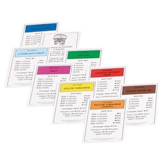 hra Beatles - Monopoly - WM-MONO-&&string2&&