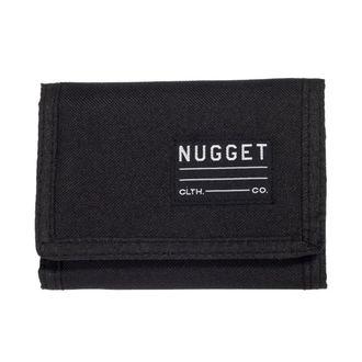 peňaženka NUGGET - EVERLONG - D - 1/26/38 - Heather Black, NUGGET