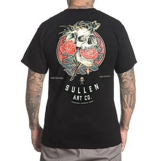 tričko pánske SULLEN - EMERALD SKY - BLACK, SULLEN