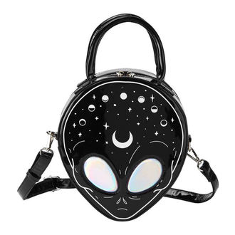 kabelka (taška) KILLSTAR - ET. - BLACK, KILLSTAR