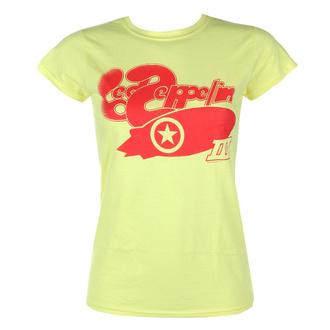 tričko dámske Led Zeppelin - LZ III Bubble Logo, NNM, Led Zeppelin