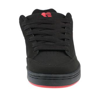 topánky pánske ETNIES - Metal Mulisha - Swivel - BLACK / BLACK / RED, METAL MULISHA