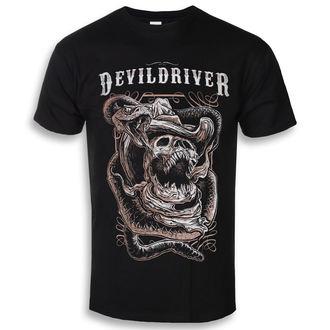 tričko pánske DEVILDRIVER - Cowboy2 - NAPALM RECORDS, NAPALM RECORDS, Devildriver