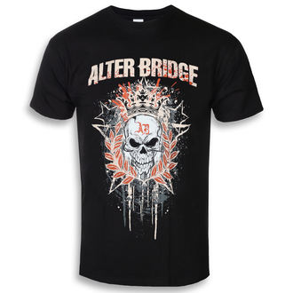 tričko pánske ALTER BRIDGE - Royal Skull - NAPALM RECORDS, NAPALM RECORDS, Alter Bridge
